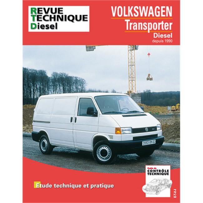 Revue Technique Transporter Diesel 62131610