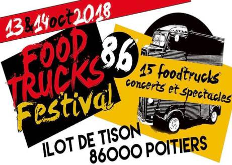Poitiers food-trucks festival  Foodtr10