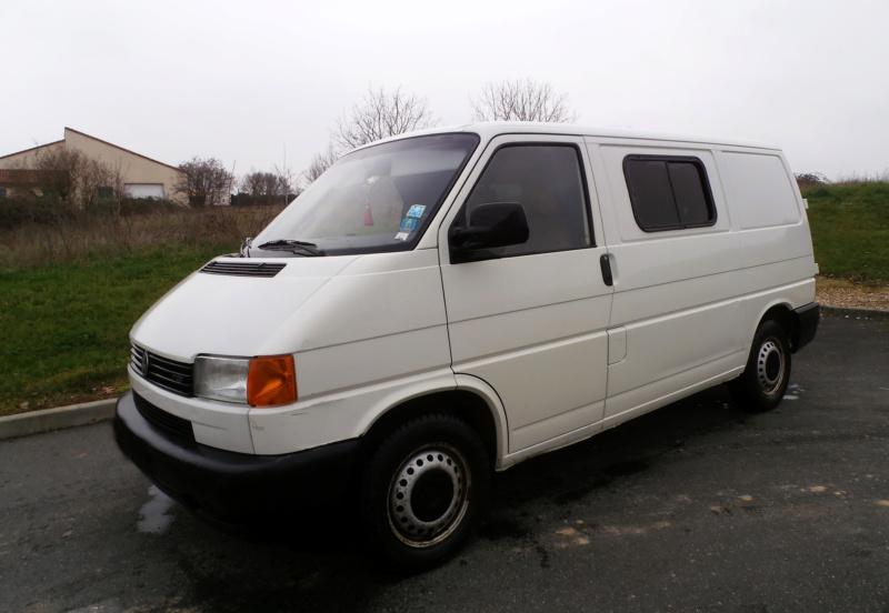 [Vendu] A vendre Transporter T4 VW TDI 2,5L   P1010011