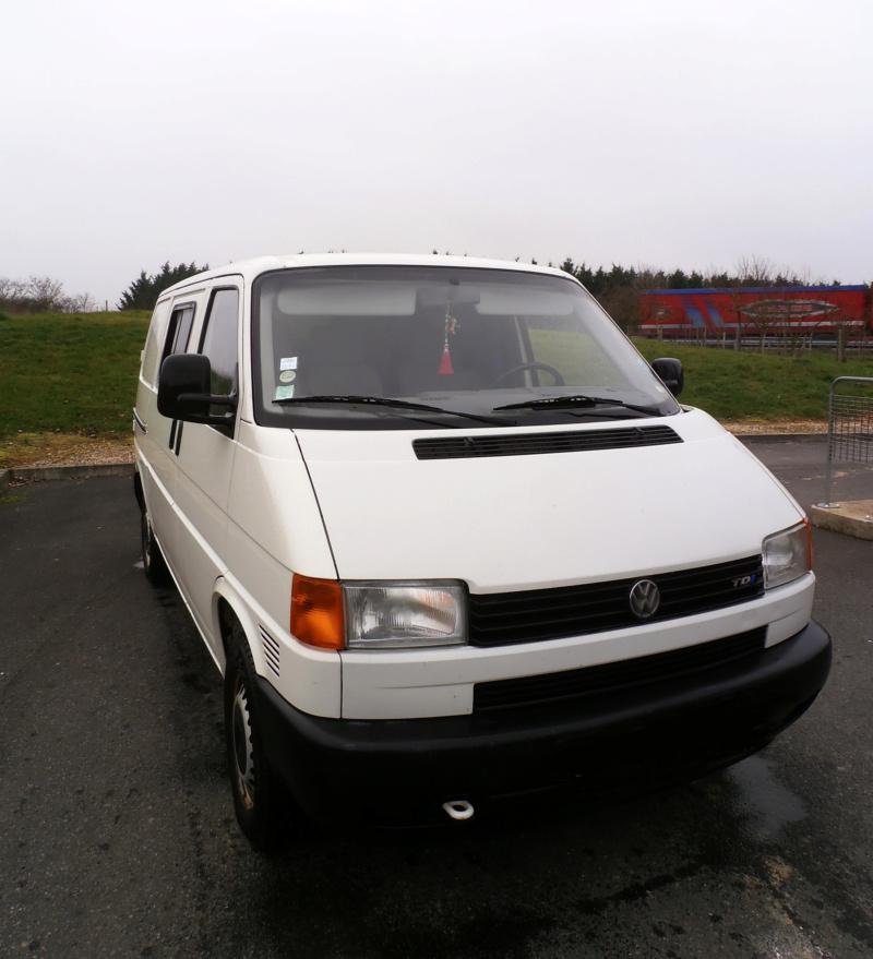[Vendu] A vendre Transporter T4 VW TDI 2,5L   P1010012