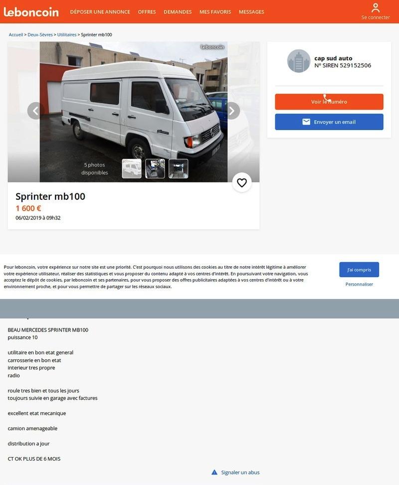 MB 100  1600€ Spu-ea10
