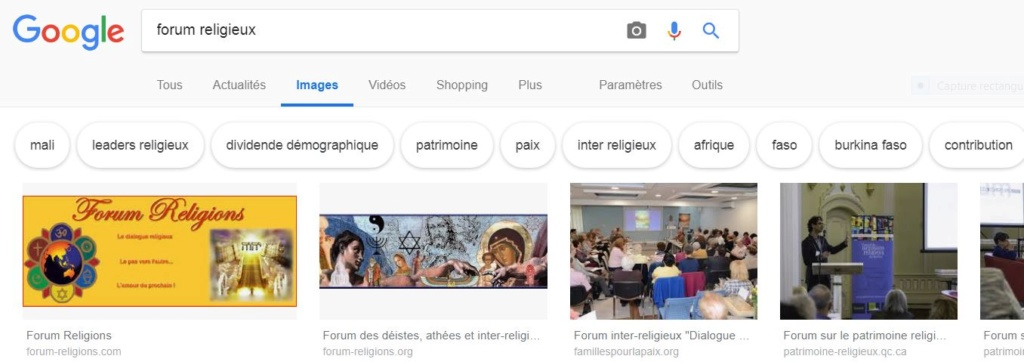 Un nouveau forum des religions Captur24