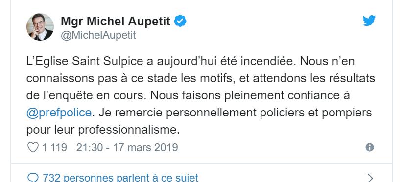 Incendie à Notre Dame de Paris ! Captur78