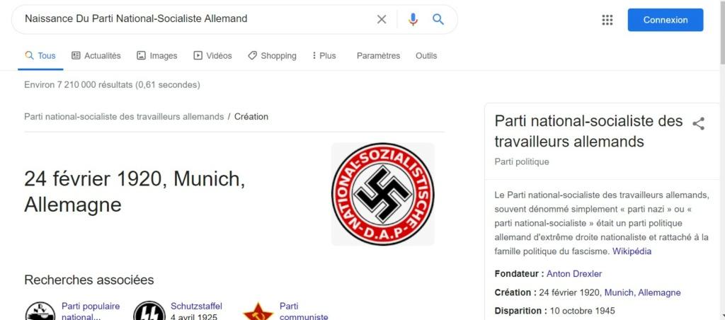 Notre monde est-il toujours sous l'influence nazie ? Nazi10