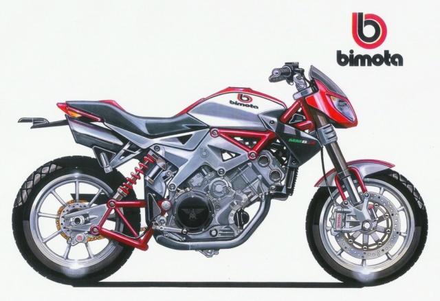 Design et leurs créateurs Bimota12