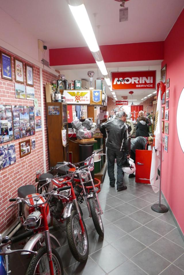 Allons faire un tour à Rome en Morini P1060120