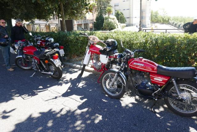 Allons faire un tour à Rome en Morini P1060128