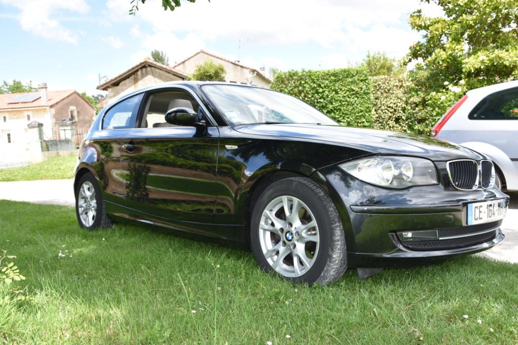 une nouvelle BMW a la maison Dsc_0150