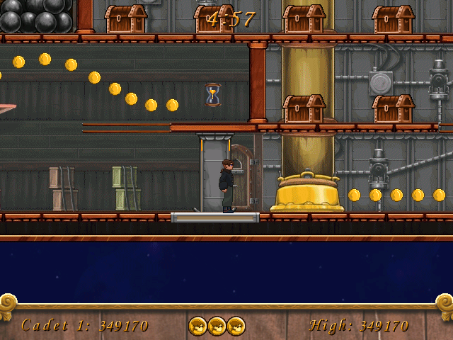 Series of four new Hulabee games found: Treasure Planet Training Academy Ship_s10