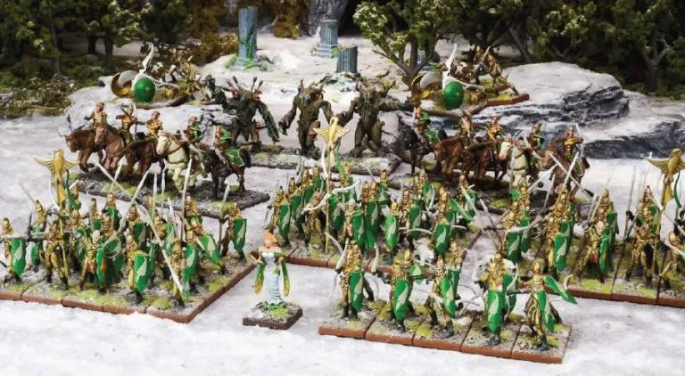 Elfes V3 Elves410