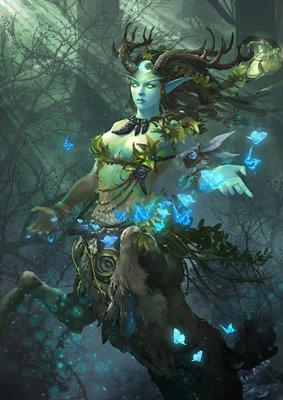 Väktar, guardianes de los bosques [Eigenbaum y Randir-Sûl] Vaktar10
