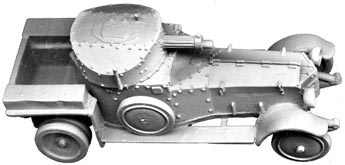 Autos blindées Empress, Mad Bob Rolls-10