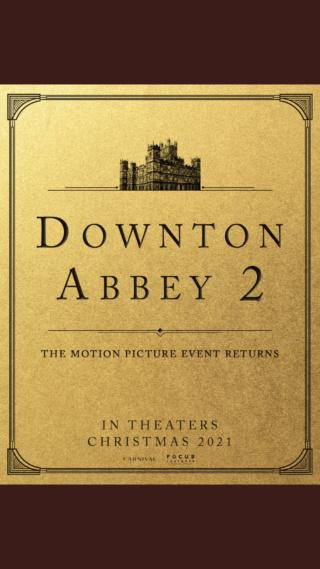 Downton Abbey 2 - Le film. 23773d10