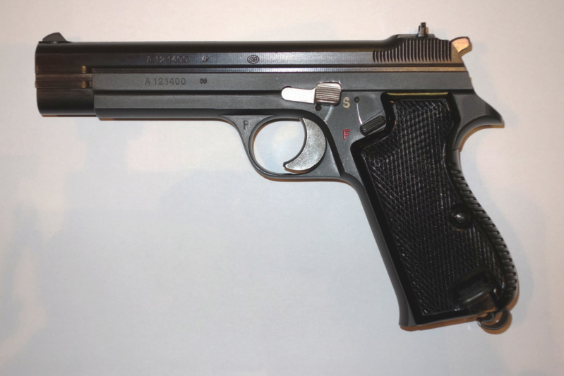 Mon SIG P 210-1 00212