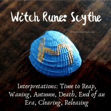 Руны ведьм: их история, значение + как составить и трактовать свои собственные руны! 1213
