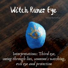 Руны ведьм: их история, значение + как составить и трактовать свои собственные руны! 1313