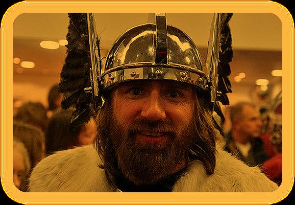 Up Helly Aa - Почитание скандинавской истории Шотландских островов. 30