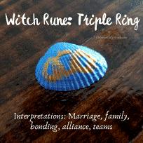 Руны ведьм: их история, значение + как составить и трактовать свои собственные руны! 427