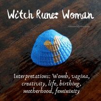 Руны ведьм: их история, значение + как составить и трактовать свои собственные руны! 619