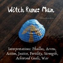 Руны ведьм: их история, значение + как составить и трактовать свои собственные руны! 717