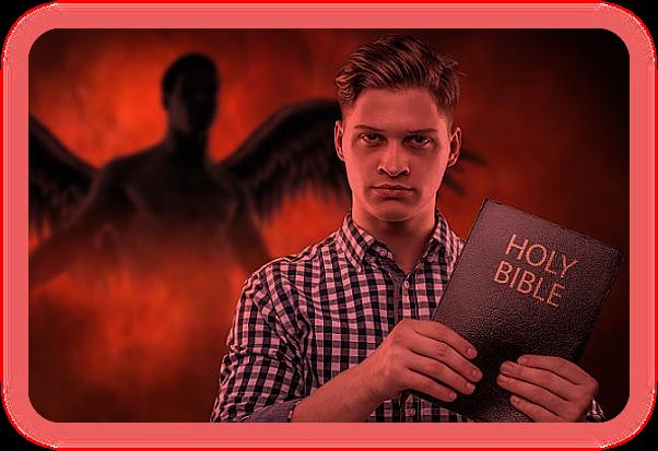 Демон и Божественное Существо: почувствуй разницу! _2210