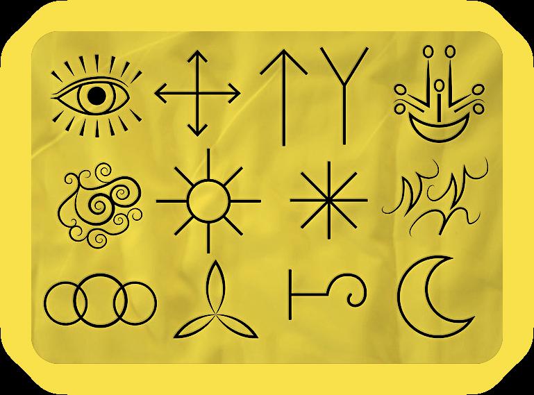 Руны ведьм: их история, значение + как составить и трактовать свои собственные руны! _61