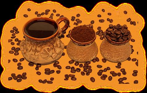 Гадание на кофейной гуще. Обозначения гадания на кофейной гуще. __a_410