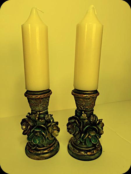 Любовное заклинание «Двое как одна свеча». A71
