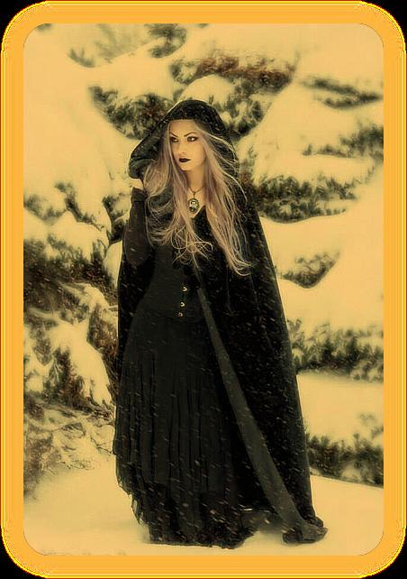 Медитация Завершения Зимы. A_1010