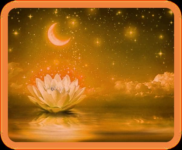 Викканское руководство по Лунной Магии: лунный цикл от Новолуния до Полнолуния и обратно.  A_1111