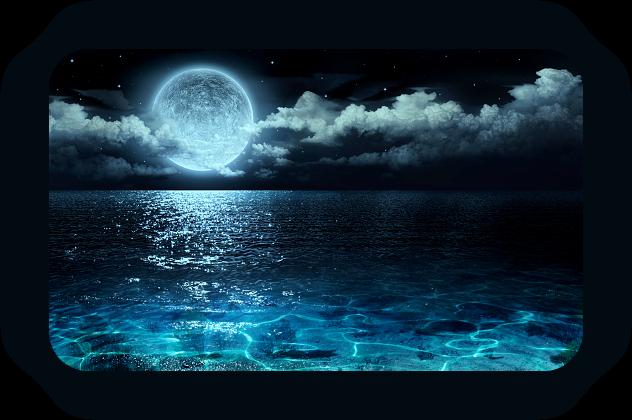 Голубая Луна в Водолее - 22 августа 2021 года. A_132