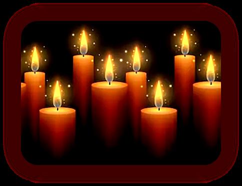 Гадание на свечах и воске на удачу. A_1910