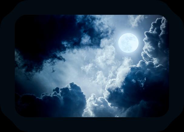 Голубая Луна в Водолее - 22 августа 2021 года. A_230