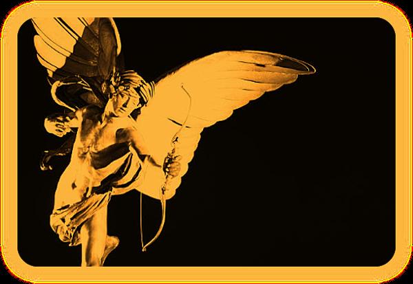 Эрос, Греческий Бог Страсти и Вожделения. A_313