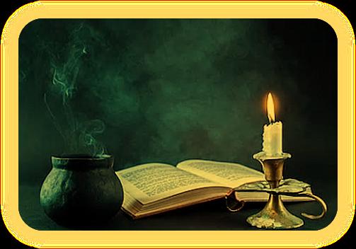 Сожгите ваши негативные мысли этим заклинанием свечи! A_412