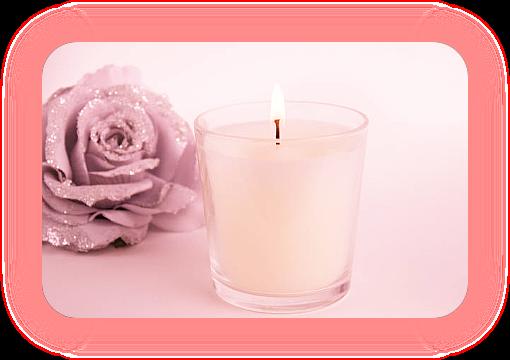 Гадание на свече на любовь. A_417