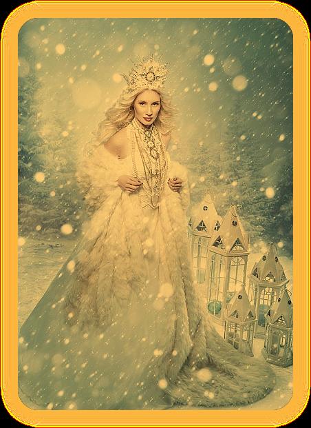 Семейный Ритуал Прощания с Зимой. A_912