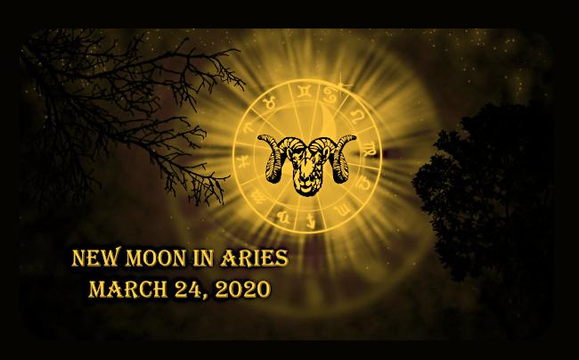 Как Новолуние в Овне 24 марта 2020 года повлияет на ваш знак Зодиака. A__aa_11