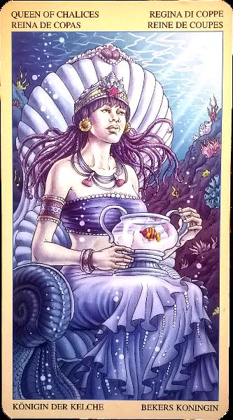 Королева (Дама) кубков. A_a_113