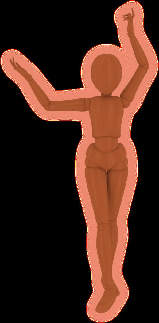 Стоящая кукла. A_aau_11