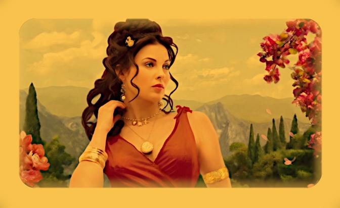 Древнеримские и Итальянские Богини. Aa_19