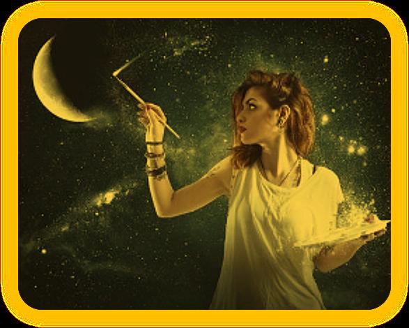 Фазы Луны и Магия. Луна - это Благословение! Ai10