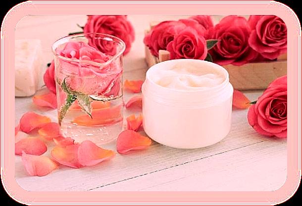 Роскошный домашний крем для лица из роз для борьбы с сухостью и старением (по рецепту из Индии) ... Ao_a_411