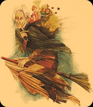 Ла Бефана: Ведьма Рождества. Befana10