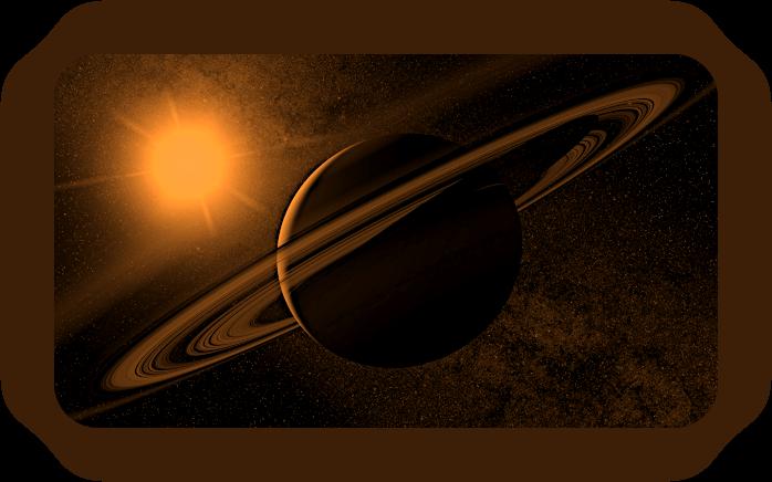 Сатурн в Водолее.  Январь 1962 г. - март 1964 г. и сентябрь 1964 г. - декабрь 1964 г.  Eaaa_213