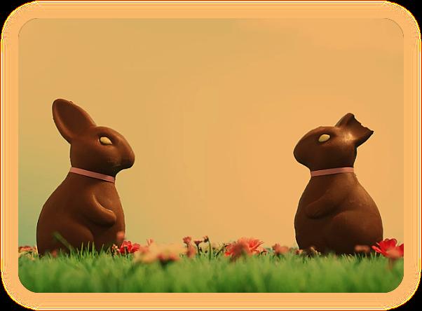 Небольшой Ритуал Поедания Шоколадного Кролика. Io_a10