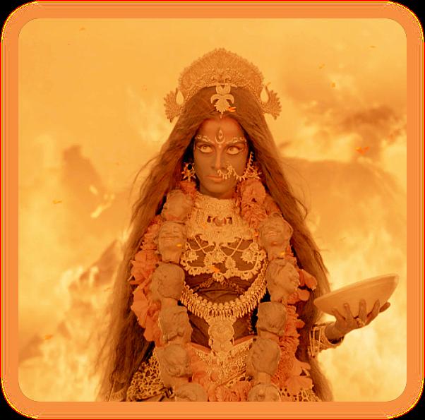 Практический Семинар на постоянной основе: «Мантры и Ритуалы Кали. Призыв Тёмной Богини». Kali10