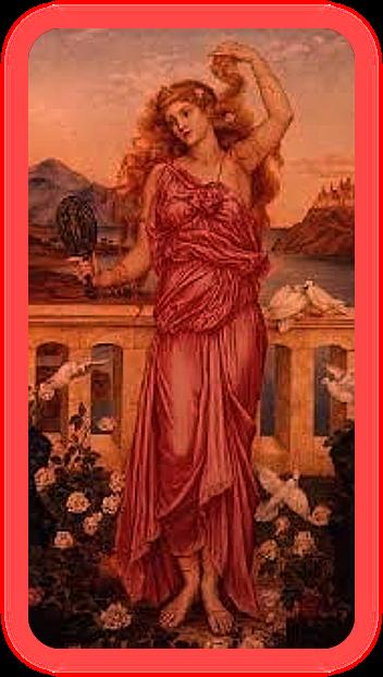 Вызов через обращение к Богине Венере. Na11