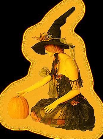 Ведьмовство: Средневековое и Современное Nu_2511