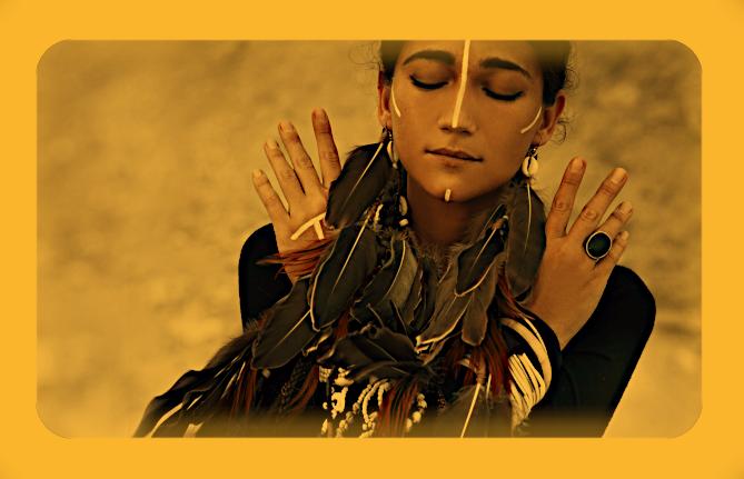Богини Индейских Племён. O12